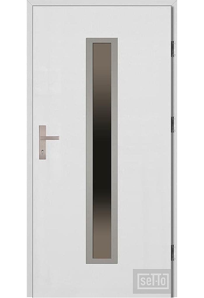 Drzwi proste